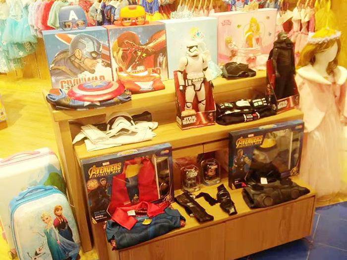 梦幻派对-北京迪士尼集合店