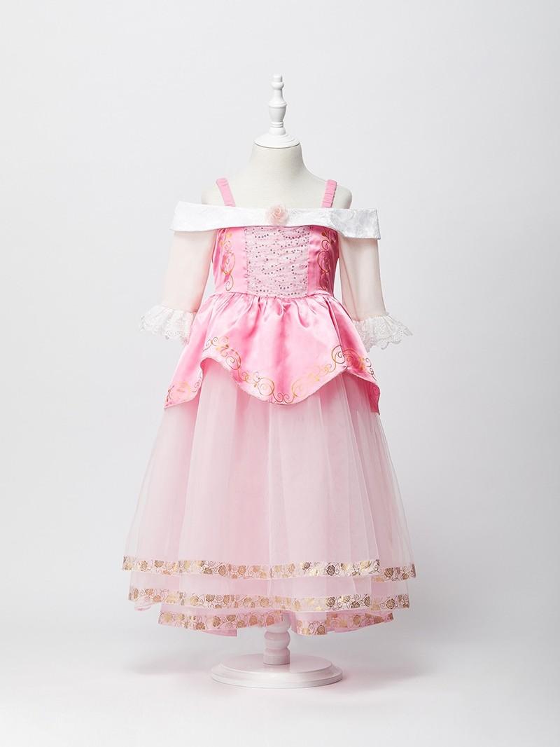 睡美人爱洛公主裙2020新款