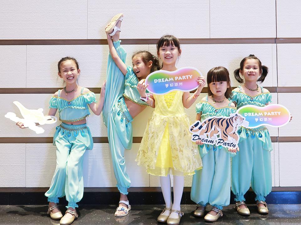 深圳梦幻派对带你领略《阿拉丁》观影会 & 和茉莉公主的一天