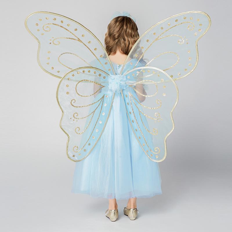 蝴蝶仙子套装蓝色款 (4)