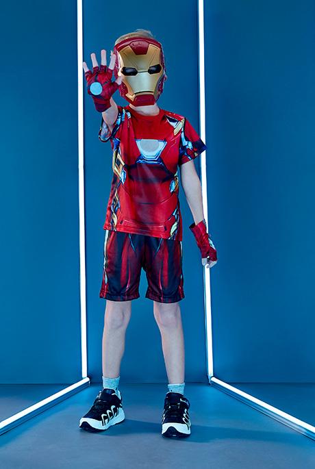 超级英雄装扮套装|钢铁侠