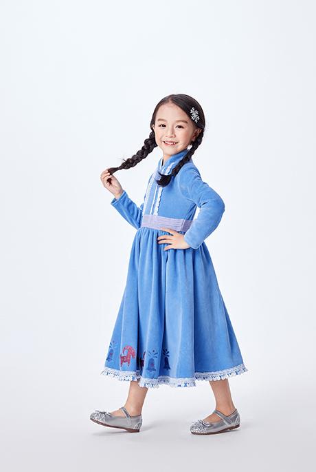 天鹅绒系列|安娜公主