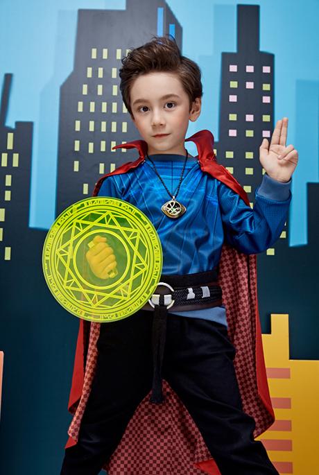 超级英雄装扮套装|奇异博士
