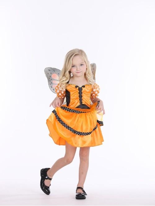 蝴蝶蜜蜂装扮服装