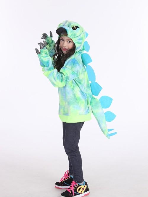 恐龙系列剑龙卡通装扮服