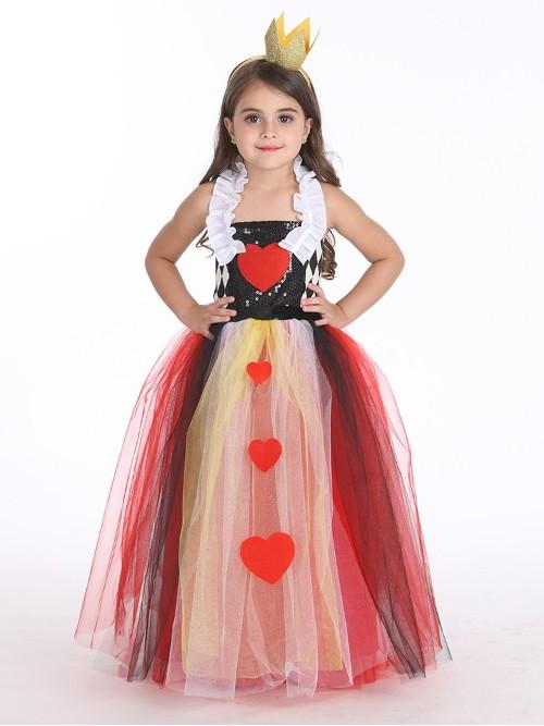 爱丽丝万圣节装扮裙