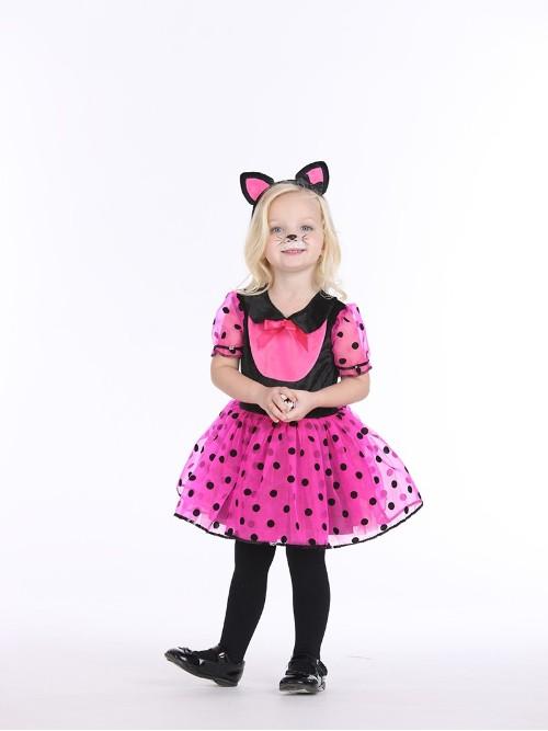DreamParty儿童猫咪装扮服