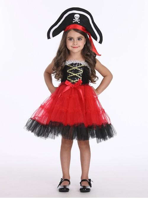 万圣节女海盗系列装扮服