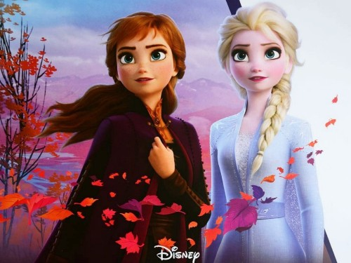 冰雪奇缘艾莎安娜裙子设计与电影人物性格的秘密
