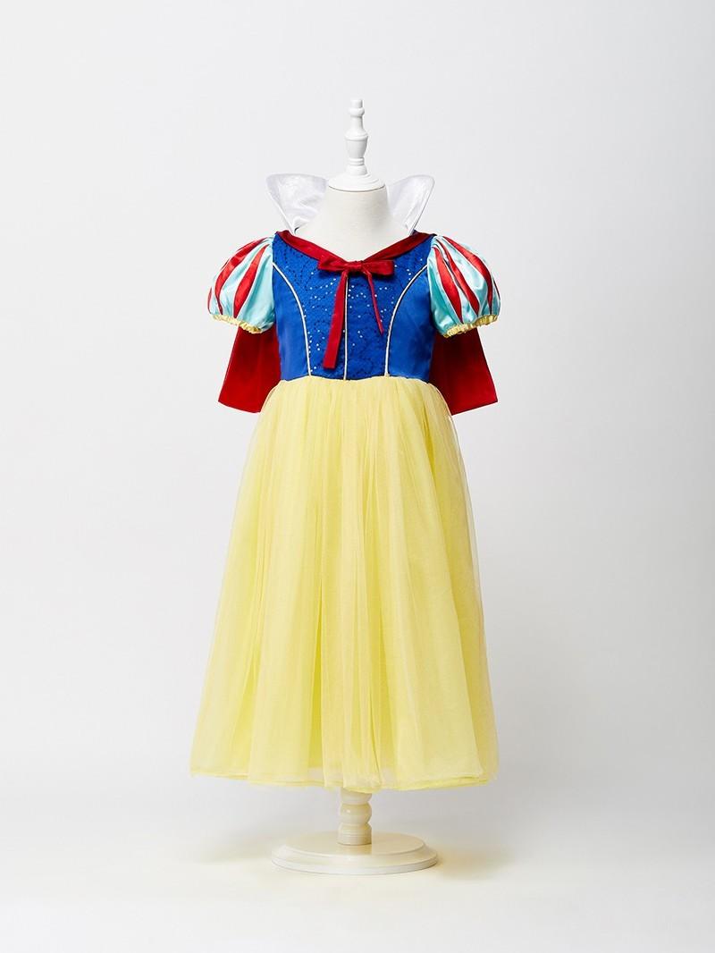 白雪公主裙2020新款