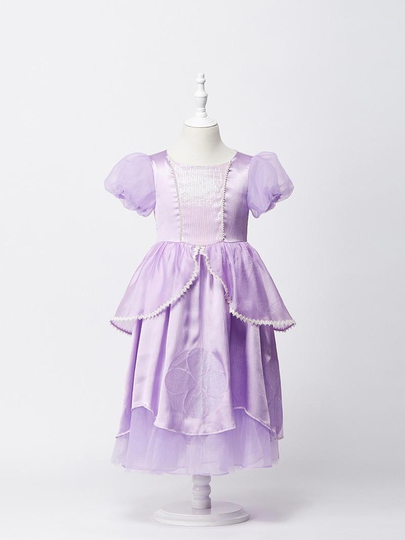 苏菲亚公主裙2020新款