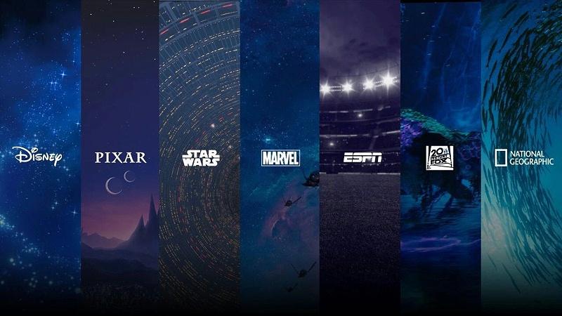 迪士尼旗下品牌