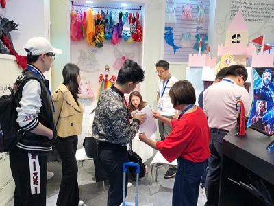 2018上海展会现场