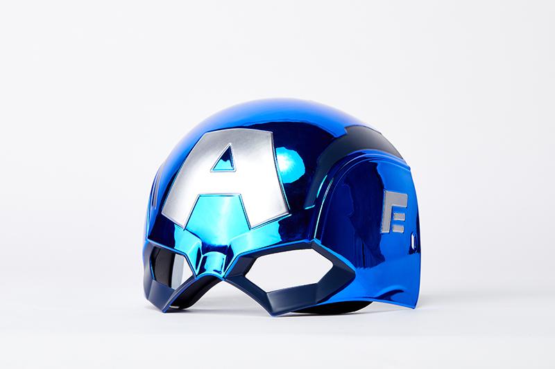 美国队长面具