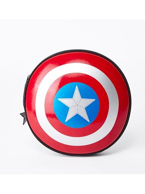 美国队长盾牌包