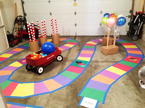 Dream Party专栏   六一,不如在家和孩子一起玩游戏吧!
