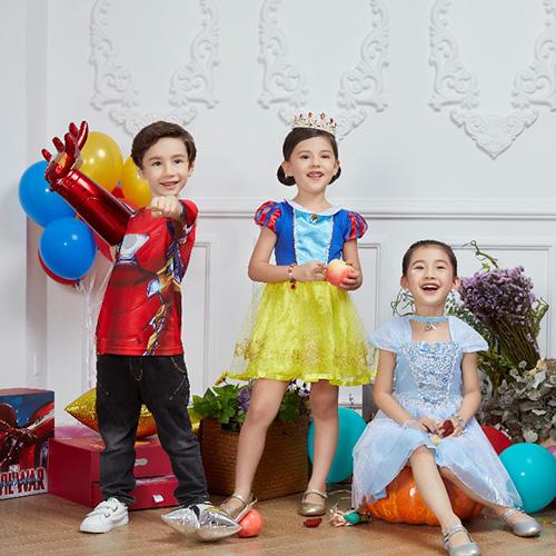儿童服装行业未来10大趋势,超级ip赋能成为引流神器