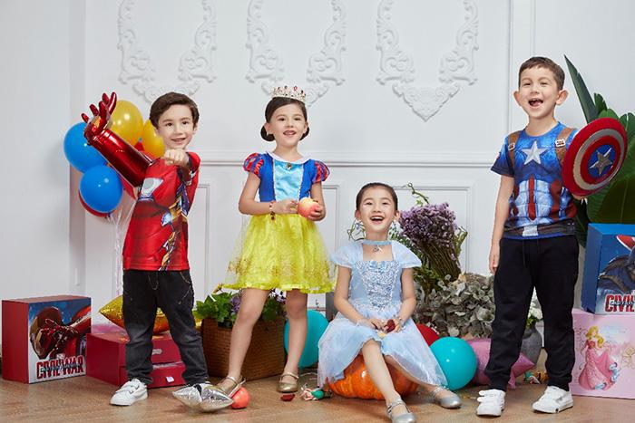 DreamParty装扮服饰主要有些什么产品?