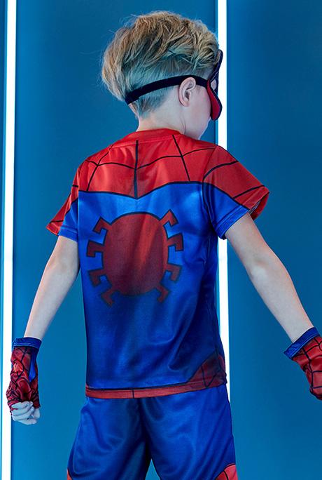 超级英雄装扮套装|蜘蛛侠