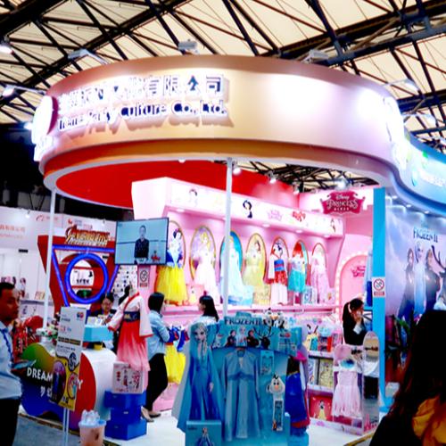 Dream Party中国国际玩具展回顾,冰雪奇缘、花木兰新品抢先亮相