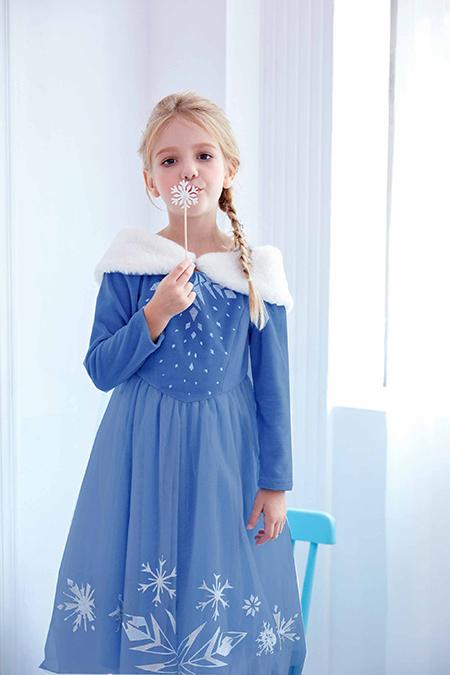 天鹅绒系列 冰雪奇缘·艾莎女王