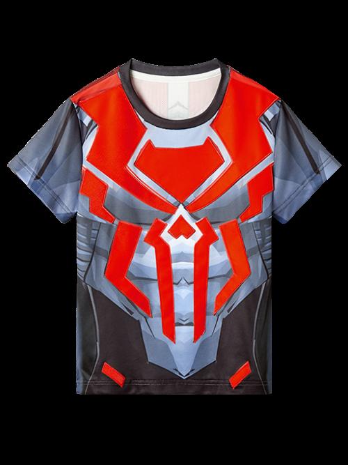 蜘蛛侠cosplay服装2020新款