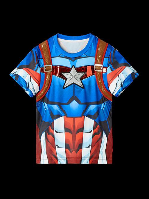 美国队长cosplay服装2020新款